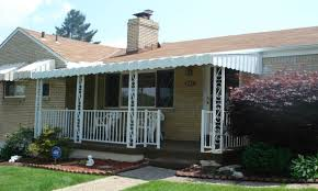 Lightweight Porch Awning Pleasant Front Porch Awning Ideas U2014 Porch And Landscape Ideas