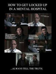Supernatural Memes - funny supernatural memes and pictures