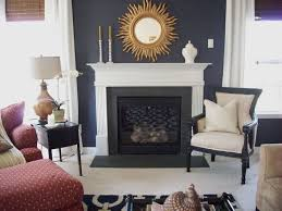 Navy Accent Wall by Extreme Makeover Bookcase Edition Emily A Clark