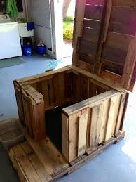 Pallet Dog House Plans New Pallet Dog House Step by Step Plan Diy