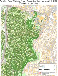 City Of Austin Map by Our Trees Bryker Woods Neighborhood