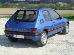 pezo car peugeot 205 gti 1 9 retro cars pinterest peugeot and cars