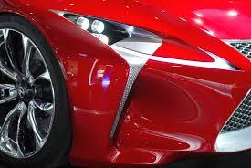 lexus lf lc top gear detroit 2012 lexus lf lc concept