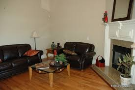 How To Arrange Furniture In Living Room How To Arrange Furniture In A Room With A Corner Fireplace The