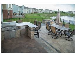 Oasis Outdoor Patio Furniture by Bluestone Hardscape Lava Rock Natural Stone Traditional Indoor
