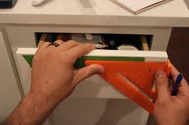 Installing Hardware On Kitchen Cabinets How To Install Kitchen Cabinet Hardware Tutorial Dream Book Design
