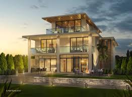 contemporary modern contemporary home construction in south florida