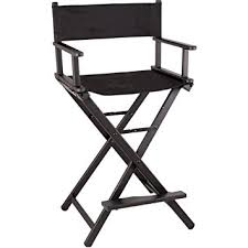 makeup stool for makeup artists lightweight aluminum portable director
