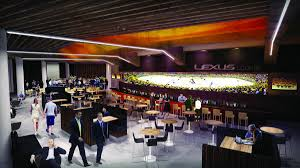 lexus parking garage dallas address bridgestone arena adding luxury members only club nashville