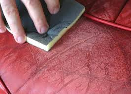 How To Repair Leather Chair Tear How To Repair Tears And Holes In Leather With Fluid Leather Filler
