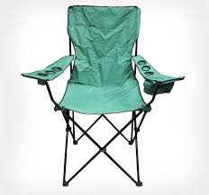 Armchair Drink Holder This Giant Folding Chair Has 6 Cup Holders
