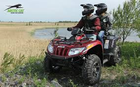 2013 arctic cat trv 700 xt two up trail convenience autoevolution
