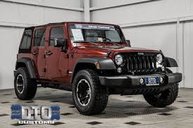 2010 jeep wrangler service manual used jeep wrangler unlimited at dealers trade outlet serving