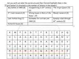 medieval word searches u0026 quiz combined by wisearkresources