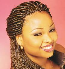 latest hair braids in kenya and beauty