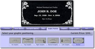affordable headstones tombstones memorials headstones and monuments grave markers