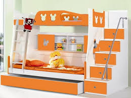 kids bed bedroom cestone bed pic white and red designs images