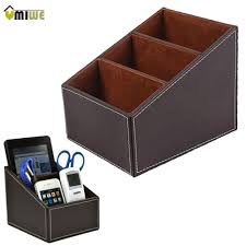 Cheap Desk Organizers by Online Get Cheap Desk Organizer Leather Aliexpress Com Alibaba