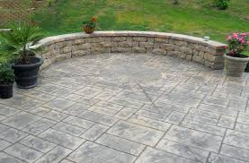 Youtubephotos by Amazing Stamped Concrete Patio Coststamped Cement Ideas Pinterest