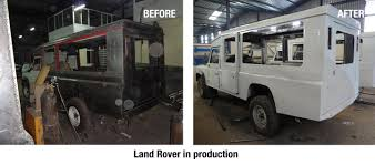 custom land rover defender building a thomson land rover defender thomson safaris