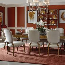 dining room table lighting mercer modern classic dining room set kathy kuo home