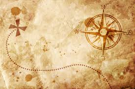 Old Treasure Map Map Wallpaper Qygjxz