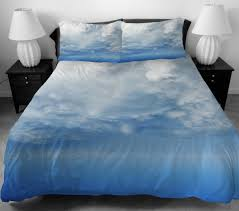 charming magical thinking bedding set with unique 3d cloud pattern