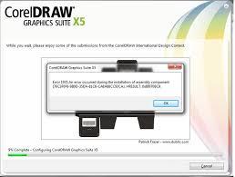 corel draw x5 trial installation error with download coreldraw x5 coreldraw graphics