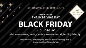 club black friday 2015 kicked