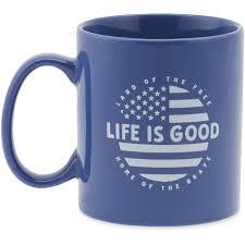 mug vs cup mugs life is good official website