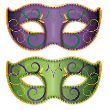 large mardi gras mask large mardi gras mask cutouts