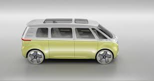 volkswagen van 2017 volkswagen to unveil an electric microbus concept at detroit auto