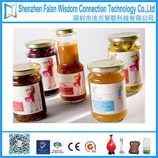jelly jar label sticker baby food jar label template jam jar