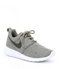 rosh run nike roshe run boys running shoes dillards