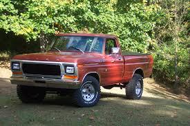 Ford F350 4x4 Trucks - 1978 f 150 4x4 for sale sharp 73 79 ford truck ford f