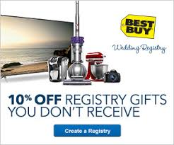 stores with wedding registries best buy wedding registry free shipping other benefits