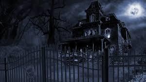 halloween haunted house wallpaper 06 imperial beach guns
