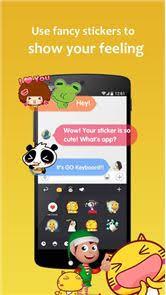go keyboar apk go keyboard emoji wallpaper 3 07 apk for pc free