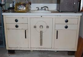 attractive vintage kitchen cabinet vintage kitchen canister set