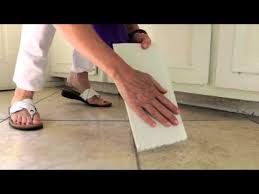 grout genie used with swiffer wetjet