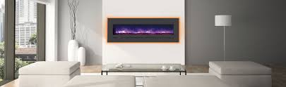 amantii electric fireplaces contemporary electric fireplaces