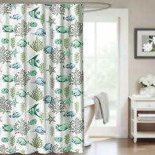 Nautical Shower Curtains Nautical Shower Curtains Ebay