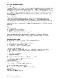 plumbing apprentice cover letter best apprentice electrician