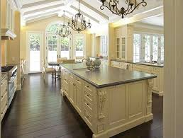 Cream Colored Kitchen Cabinets by Cream Colored Rustic Kitchen Cabinets Everdayentropy Com
