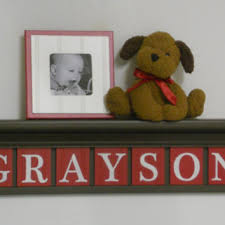 baby name plates letter plaques for baby names products on wanelo