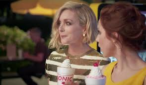 quest commercial actress sonic launches new marketing caign with jane krakowski and ellie
