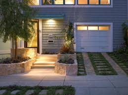 exterior design driveway design ideas with brick walkway also driveway design ideas with ceiling lighting also front