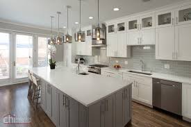 kitchen makeovers with cabinets selecting cabinets for your chicago kitchen remodel