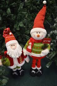 100cm santa with extendable leg decorative ornaments co uk