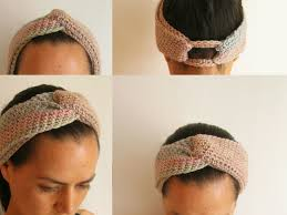 how to stitch knit u0026 crochet headbands craft tutorials and